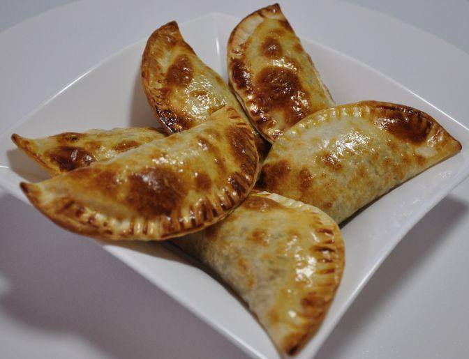 Empanadillas de atún horneadas