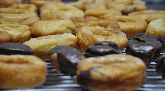 Rosquillas (Donuts)