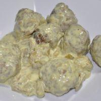 Salsa de setas a la pimienta