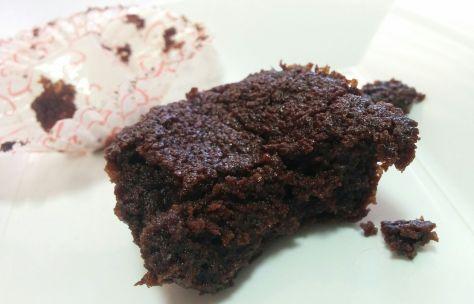 Chocolatísimo mordido