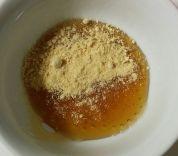 Miel y mostaza