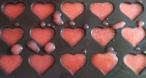 Molde para caramelos
