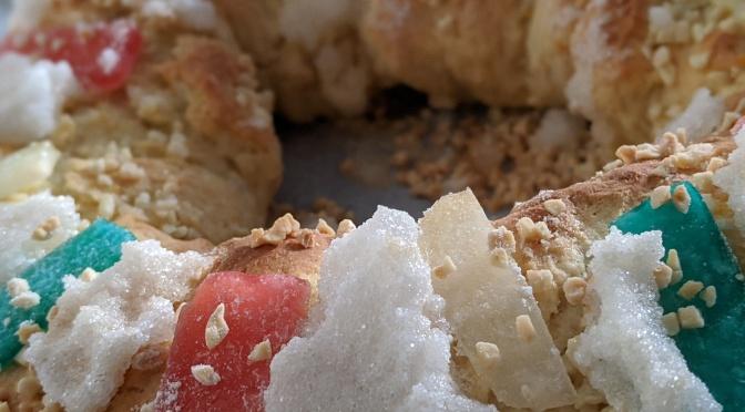 Roscón de reyes (sin huevo)