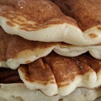 Tortitas (sin huevo)